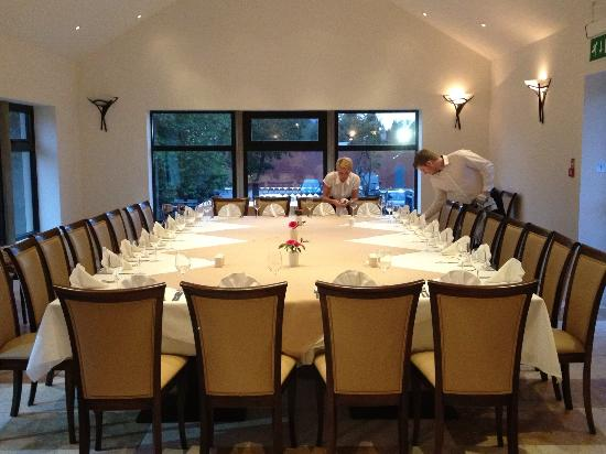 Puccini Ashton: Function room & party venue