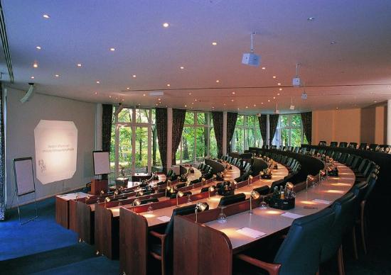 Hotel Döllnsee-Schorfheide: Conference Room