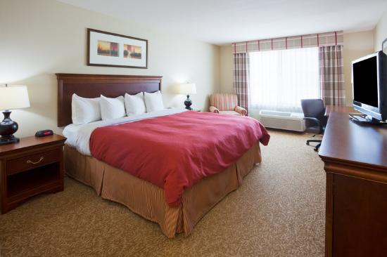 Country Inn & Suites By Carlson, Green Bay North: CountryInn&Suites Green Bay GuestRoomKing