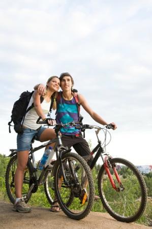 Agriturismo Le Dolci Colline: Noleggio gratuito mountain-bike
