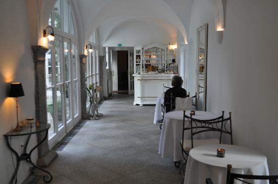 Antiq Palace Hotel & Spa: Part of the breakfast area