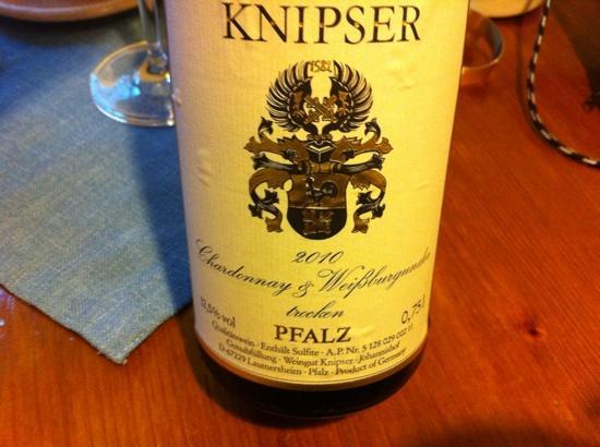 Zum Fegerer: il vino di pfalz
