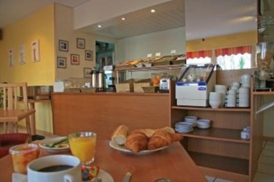Inter Hotel Agora : Breakfast Room