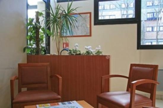 Inter Hotel Agora : Interior