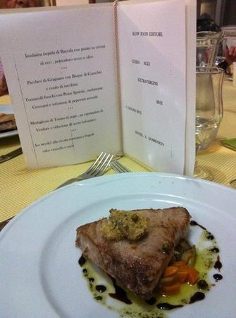 San Domenico Hotel Restaurant