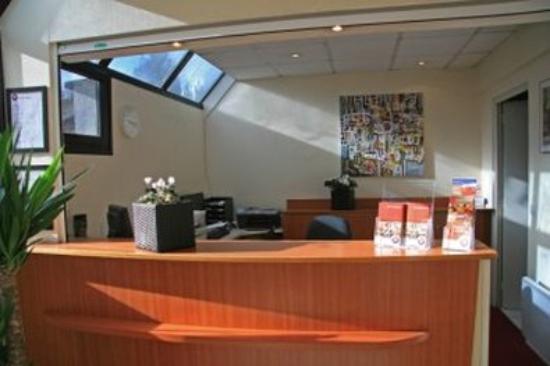 Inter Hotel Agora : Reception Area