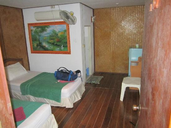 Ao Nang Friendly Bungalow: Inside of our room