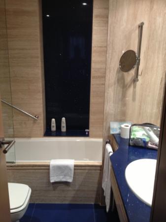 HCC St. Moritz: Bathroom in 412