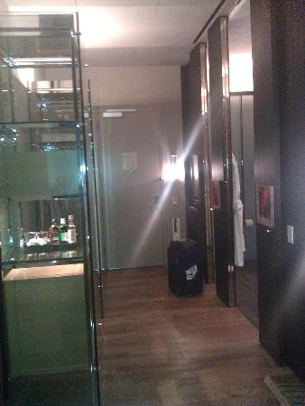 Andaz 5th Avenue: My room