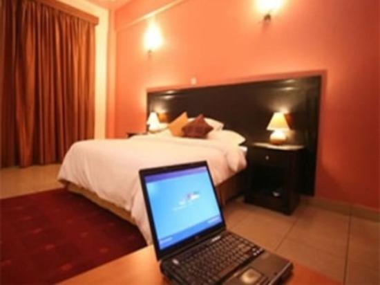 Jamiat Hotel: Room