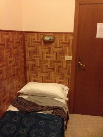 Hotel Cressy: il letto