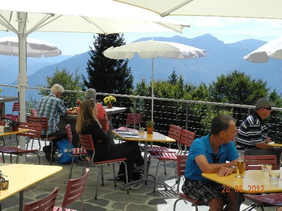 Cardada: Gasthaus Kollmanniccchio