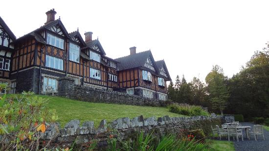The Main house at Pullwood Bay