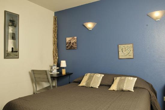 Hotel de la Marne: double room