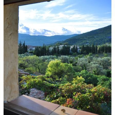 La Parare : Utsikt från Tornrummet