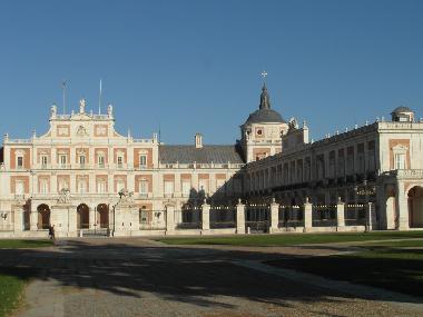Royal Palace at Aranjuez