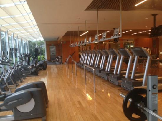 Grand Hyatt Jakarta: Gym