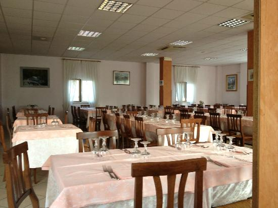 Colline Verdi: Sala da pranzo