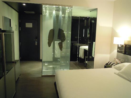 AC Hotel Murcia : camera moderna
