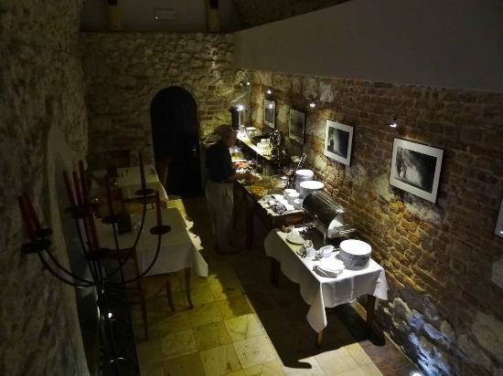 Senacki Hotel: Breakfast buffet