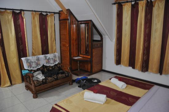 Chalets d'Anse Reunion: Chambre