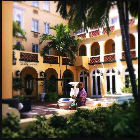 Bradley Park Hotel: L'esterno dell'hotel