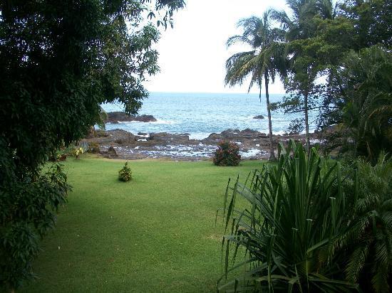Hotel Amor de Mar: Vistas desde la terraza