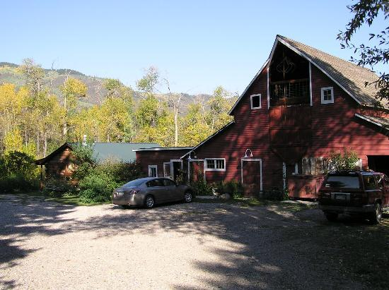 Four Mile Creek Bed and Breakfast: The barn suite