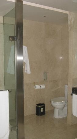 The Westin Beijing Financial Street: clean restroom!