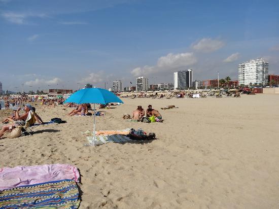 Nova Mar Bella Beach Promenade And Parking