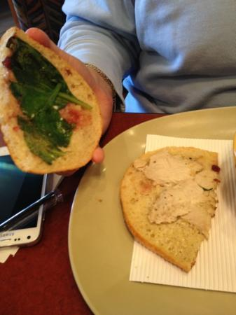 Panera Bread: Measured out