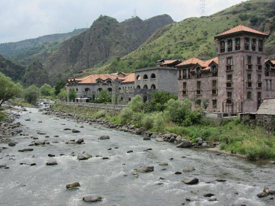 Tufenkian Avan Dzoraget Hotel : L'hôtel