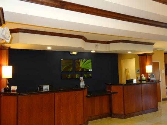 Fairfield Inn & Suites Twentynine Palms-Joshua Tree National Park: Lobby