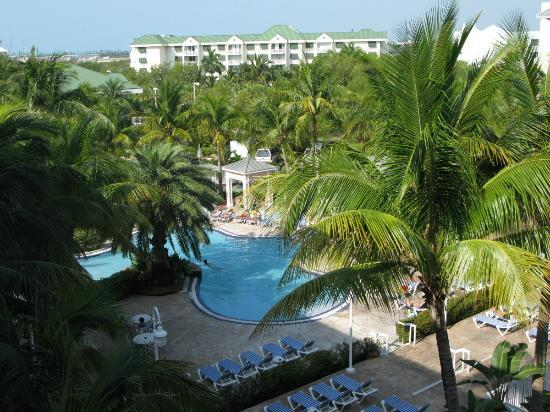 DoubleTree by Hilton Hotel Grand Key Resort - Key West: Poolblick