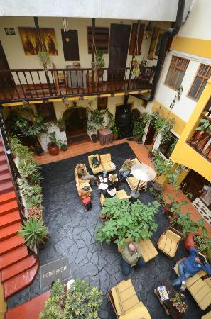 Hostal Cusi Wasi: relaxing zone