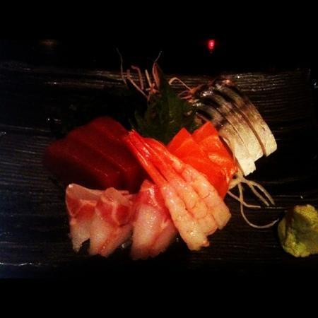 Miyako @ Andaz : top sushi sushi