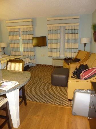 Homewood Suites by Hilton - Bonita Springs: soggiorno