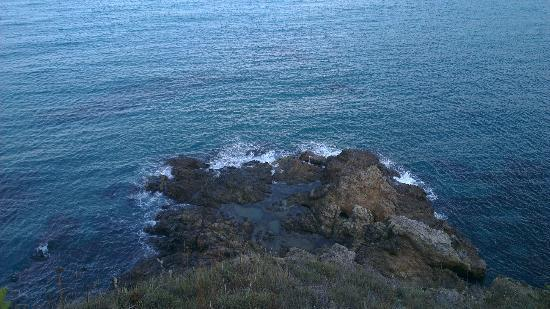 Aparthotel Golf Beach: Море
