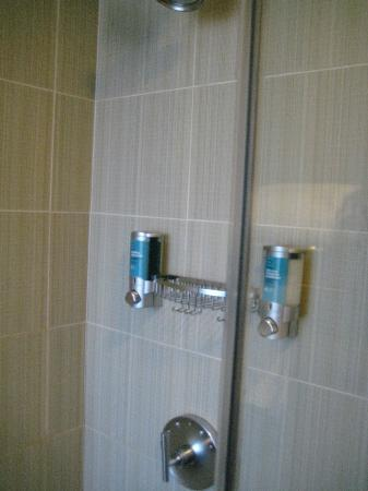 Aloft Mount Laurel: Shower