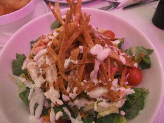 Eddie Rocket's - O'Connell Street: Haystack Salad