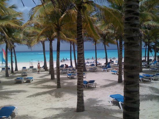 Hotel Riu Palace Riviera Maya: playa