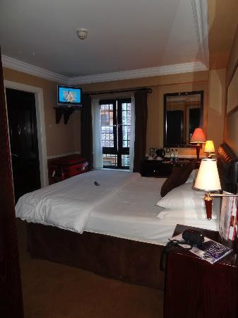 Paramount Hotel Temple Bar: Room 301