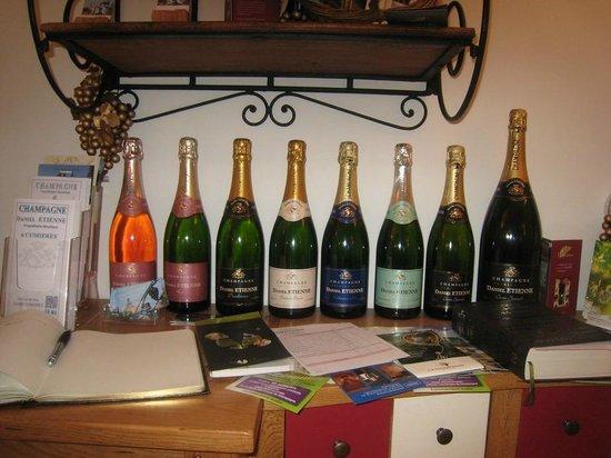 champagne Daniel Etienne