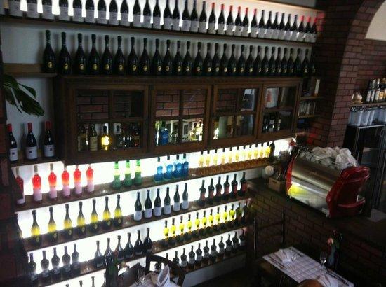 Cuochi per Caso: the wine bar