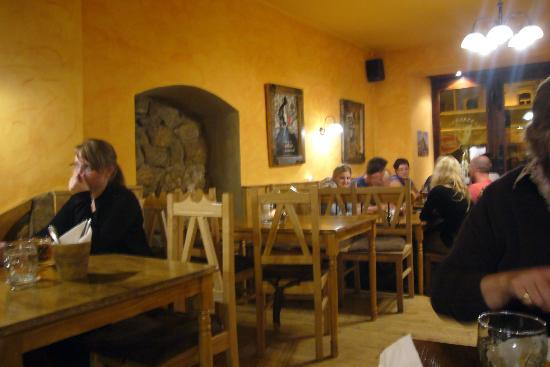 Atmosfera Restaurant a Penzion: Restaurant Atmosfera