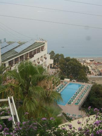 Le Terrazze: отель олимп