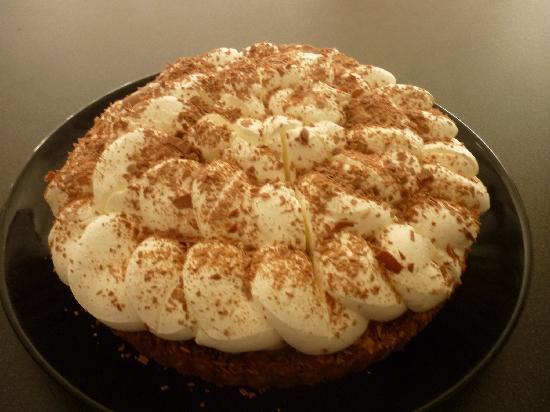 Cafe Cake : Banoffee pie according to my customers the best banoffee ever