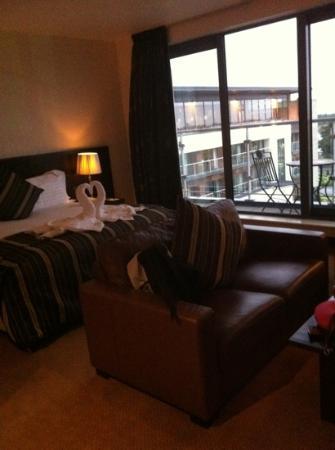 Carlton Hotel Dublin Airport: suite