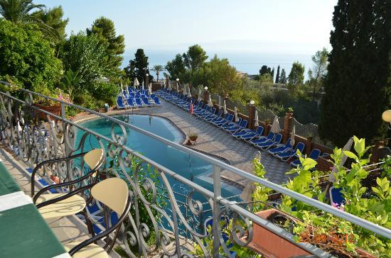 Hotel Ariston: piscine