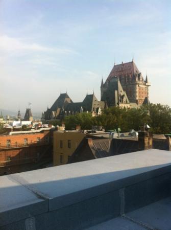 Maison du Fort: room view